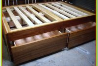 Free Diy Queen Platform Bed Frame Plans