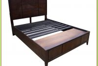 Free Queen Size Platform Bed Frame Plans