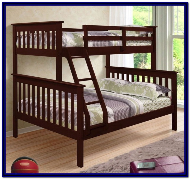 Full Over Full Bunk Beds Amazon