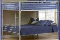 Full Over Full Metal Bunk Beds