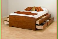 Full Size Bed Frame With Storage Amazon