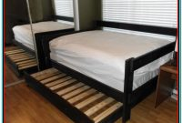 Full Size Bed With Trundle