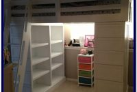 Full Size Loft Bed Plans