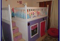 Full Size Loft Bed Plans Ana White