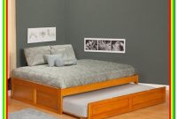 Full Size Trundle Bed Dimensions