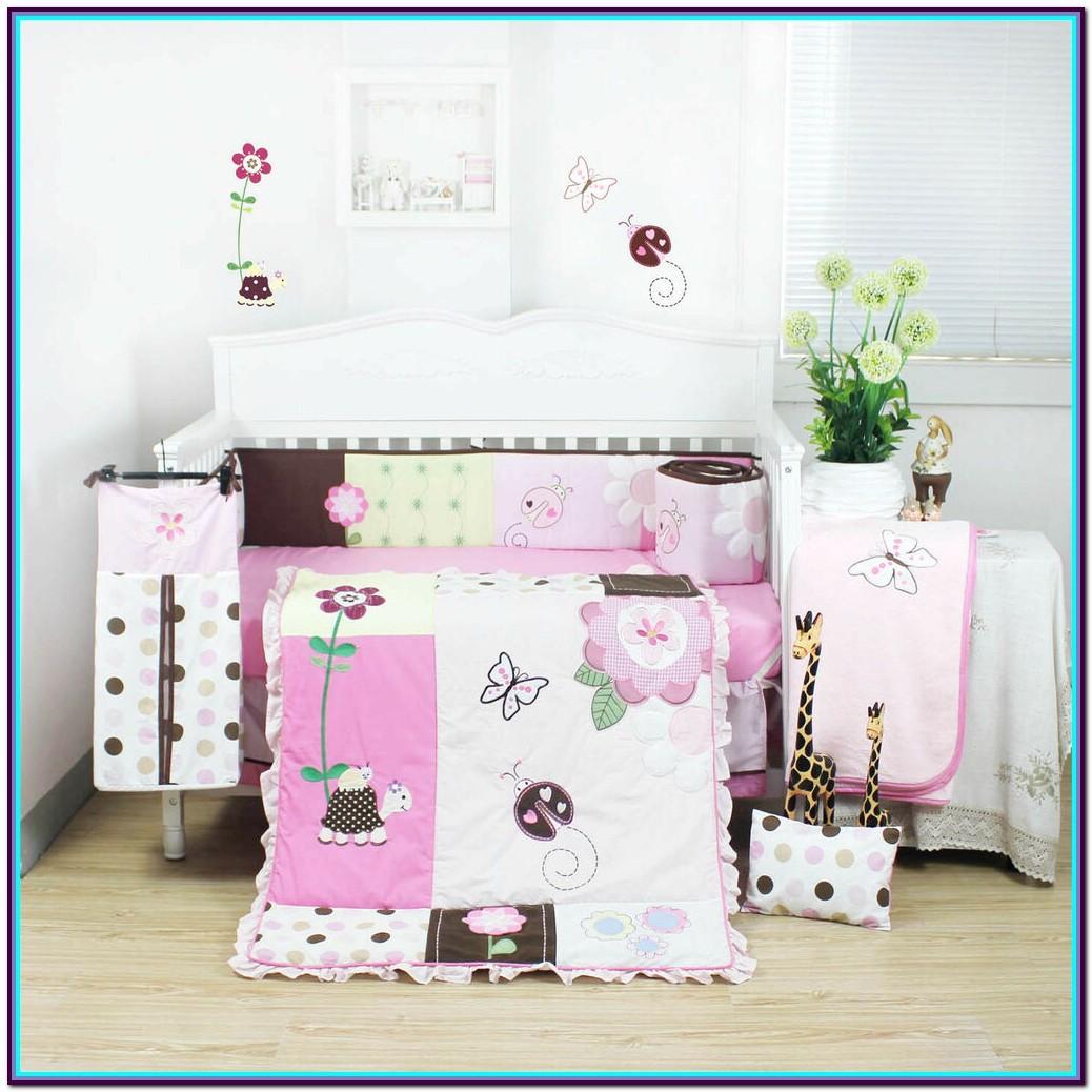 Girl Crib Bedding Sets Under $100