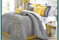 Grey And White Bedding King Size