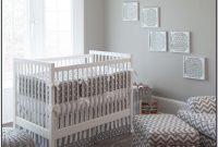Grey And White Crib Bedding Sets