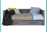Grey Daybed With Trundle Uk