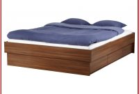 Ikea Oppdal Queen Bed Frame With Headboard