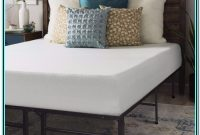 King Size Bed Frame And Mattress Set