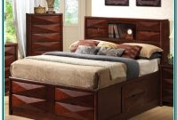 King Size Bed Frame With Storage Amazon