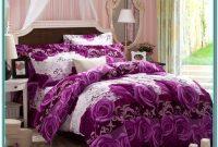 King Size Bedding Sets Purple