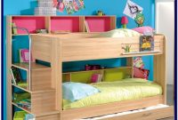 King Size Bunk Beds With Stairs