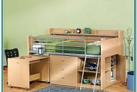 Loft Bed With Desk And Storage