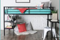 Loft Bed With Desk And Storage Amazon