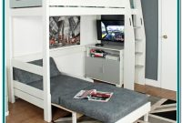 Loft Bed With Desk And Storage Uk