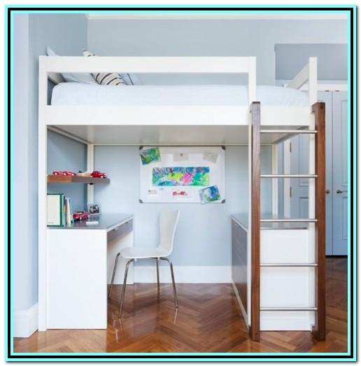 Loft Bed With Desk Australia