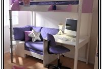 Loft Beds With Desk And Futon