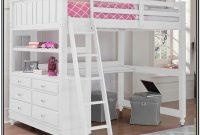 Loft Beds With Desk And Storage