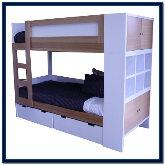 Loft Beds With Desk And Storage Australia