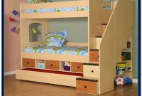 Loft Beds With Stairs Plans