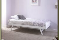 Madrid Daybed With Trundle White
