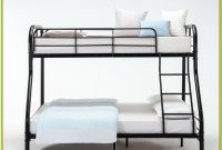 Metal Frame Bunk Beds Twin Over Full