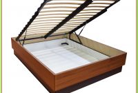 Platform Bed Frame Queen Wood