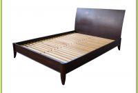 Platform Bed Frame Queen Wooden