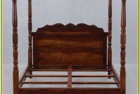 Real Wood Platform Bed Frame Queen
