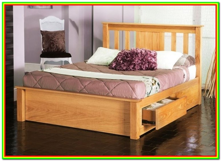 Super King Bed Frame With Storage Uk