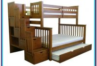 Tena Twin Over Twin Bunk Bed With Storage