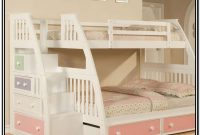Triple Bunk Bed With Stairs Uk
