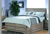 Twin Bed Frame With Storage Canada