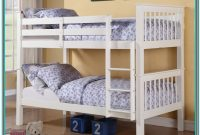 Twin Bunk Bed With Mattress Included
