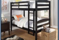 Twin Over Full Bunk Bed Wood Walmart