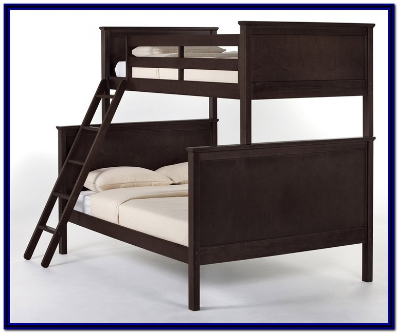 Twin Over Full Bunk Beds Wood