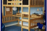 Twin Over Full Size Bunk Bed Plans