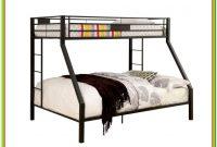 Twin Over Queen Bunk Bed Metal