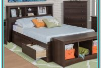 Twin Xl Bed Frame With Headboard