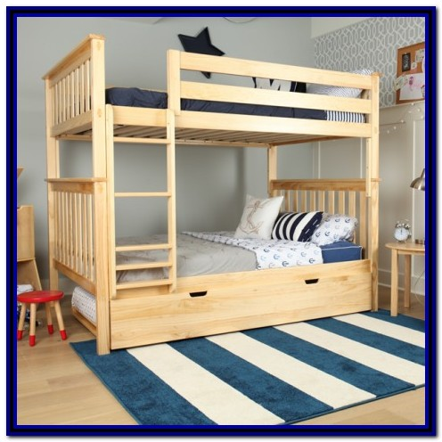 Woodland Full Over Full Bunk Bed