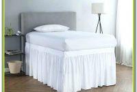 21 Inch Split Corner Bed Skirt