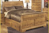 Ashley Furniture Bed Frame With Storage