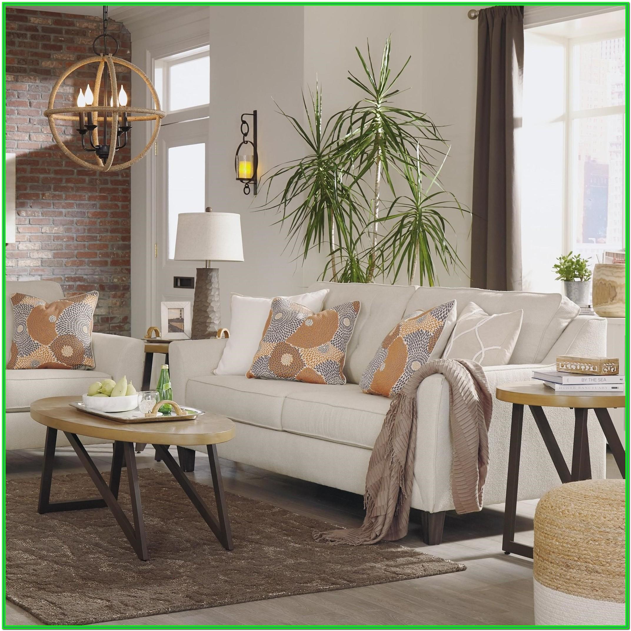 Ashley Furniture Benissa Alabaster Queen Sofa Sleeper