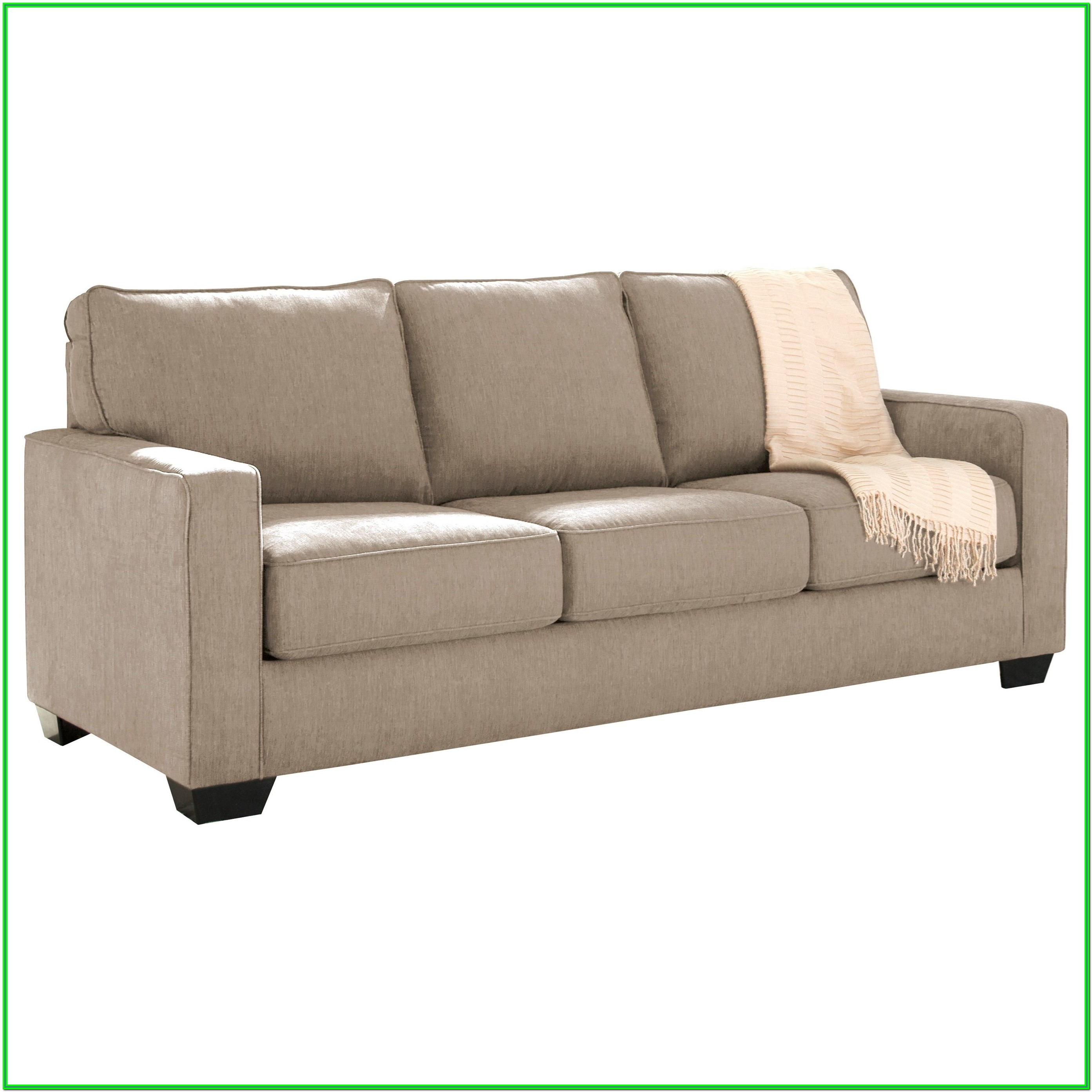 Ashley Furniture Signature Design Larkinhurst Traditional Sleeper Sofa Queen Size