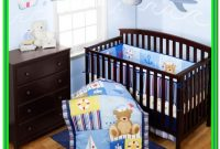 Baby Boy Crib Bedding Sets Walmart