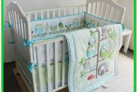 Baby Boy Crib Bedding Sets With Bumper