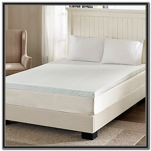 Bed Bath And Beyond Mattress Topper Cooling Bedroom