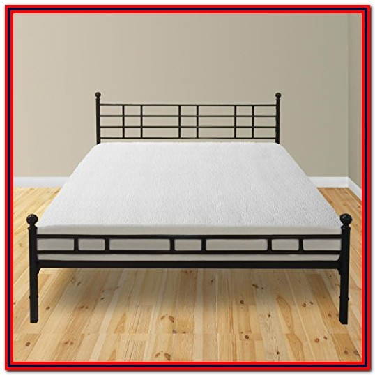 Best Metal Platform Bed Frame With Headboard
